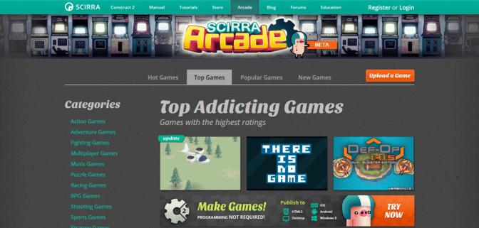 Juegos HTML