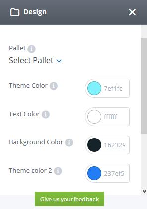 Cambiar colores