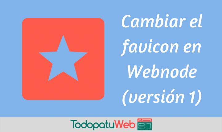 VideoTutorial – Como Cambiar el Favicon de tu Sitio Web en Webnode
