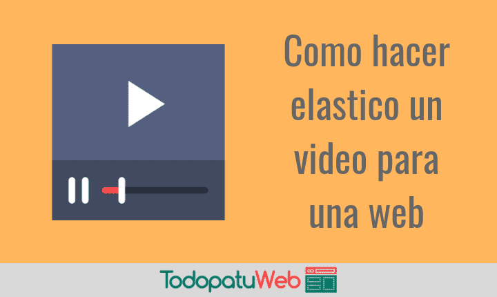 Hacer responsive un vídeo de YouTube