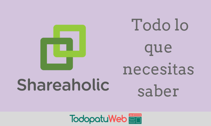 Shareaholic | Tutorial – Review en español