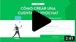 tutorial live chat